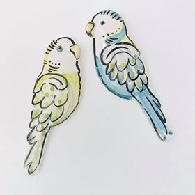 Childhood Budgies